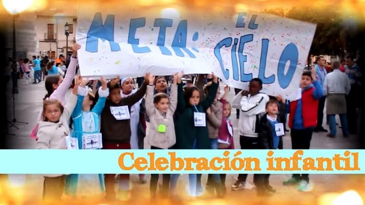 Celebración infantil de Holywins 2015