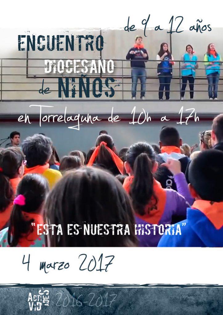 Encuentro Diocesano de Niños 2017