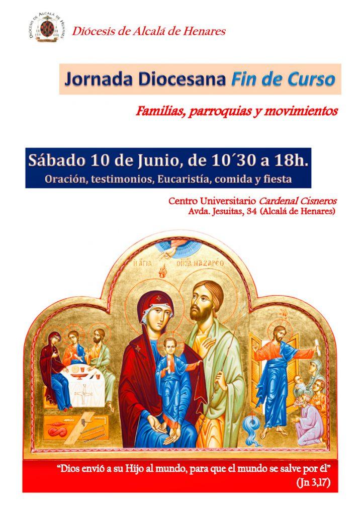 Jornada Diocesana Fin de Curso 2017