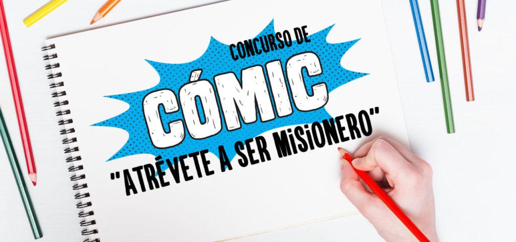 Concurso de Cómics de Infancia Misionera
