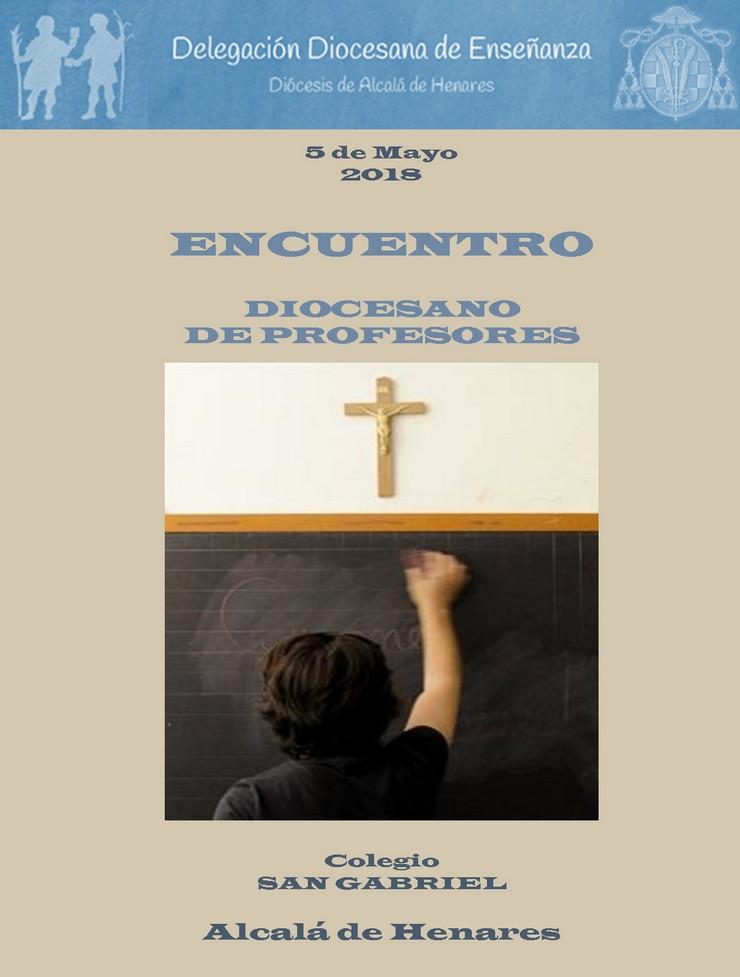 Crónica del Encuentro Diocesano de Profesores